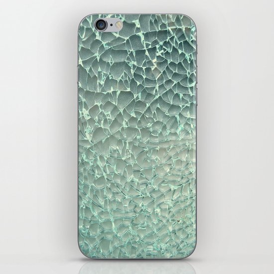 Shattered iPhone & iPod Skin