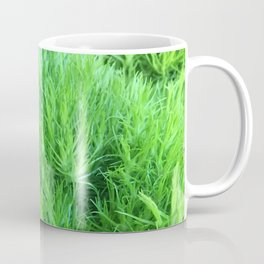Dianthus Green Trick Coffee Mug