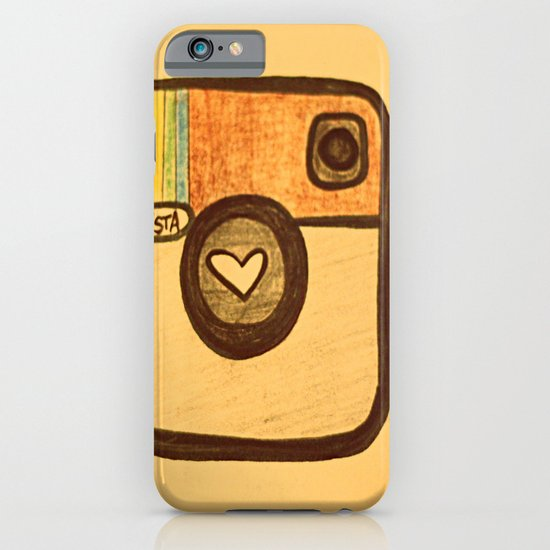 For Instagram Lovers ;) iPhone & iPod Case