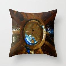 Metal World 014 Throw Pillow