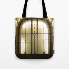 Candle Glass Tote Bag
