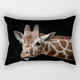 Giraffee Rectangular Pillow