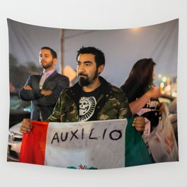 Auxilio Wall Tapestry