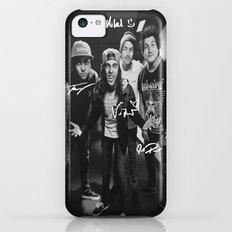 Pierce The Veil - Vic Fuentes, Mike Fuentes, Tony Perry & Jaime Preciado iPhone 5c Slim Case