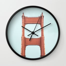 San Francisco CA Wall Clock