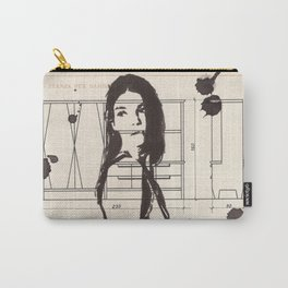 Daniela Carry-All Pouch