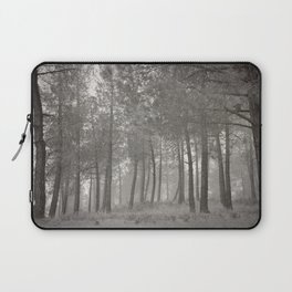 """Misty forest"" Laptop Sleeve"