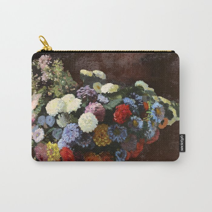 You don't bring me flowers Carry-All Pouch