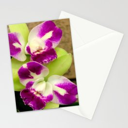 Proudly Peloric Purple... Stationery Cards
