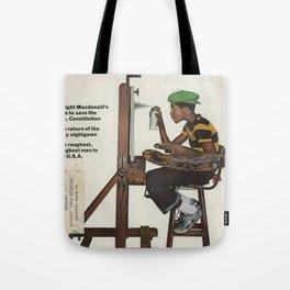 ESQUIRE 1974 Tote Bag