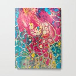 Candy Coated Hurricane Metal Print