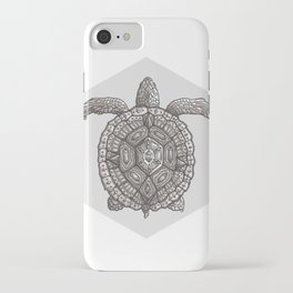 Magic Turtle iPhone Case