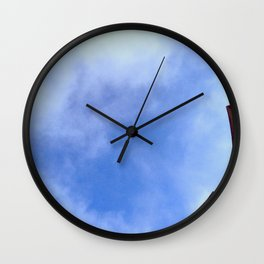 Top of Coit Wall Clock