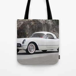 1955 Corvette Tote Bag