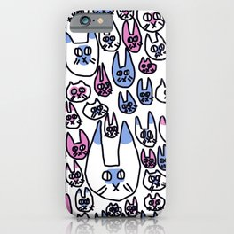 trans cats 2 iPhone Case