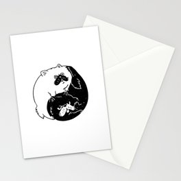The Tao of Cats Stationery Cards