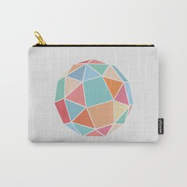 Polyhedron Carry-All Pouch