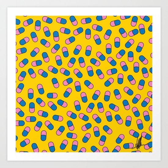 CellCept 250mg Art Print