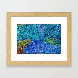 """Swat!"" Painting Framed Art Print"