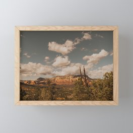 Sedonascape Framed Mini Art Print