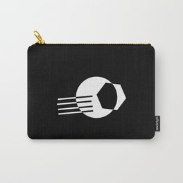 Abstract | Galaxy Blast Off Carry-All Pouch