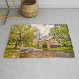 The Old Mill Rug