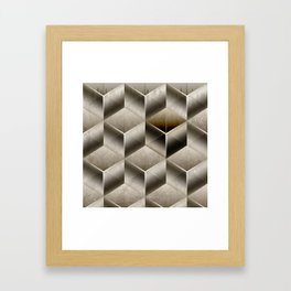 Cubist Framed Art Print