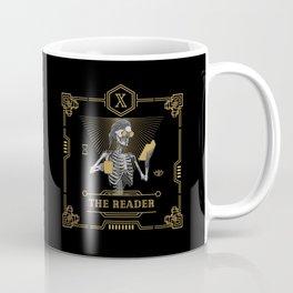 The Reader X Tarot Card Coffee Mug