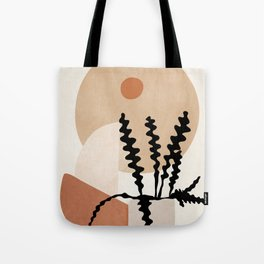 Minimal Pot Life III Tote Bag
