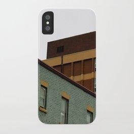 Sunday Symmetry iPhone Case
