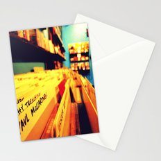 You help me. Stationery Cards