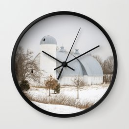 Old Barn Wall Clock