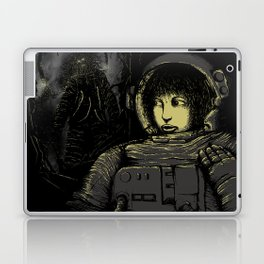 Space Horror Laptop & iPad Skin