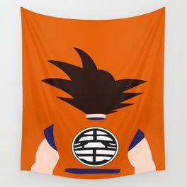 Goku (Dragon Ball) Wall Tapestry