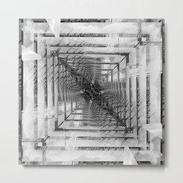 Ad Libitum Metal Print