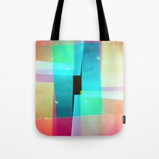 constructs #1 (35mm multiple exposure) Tote Bag