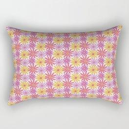 Daiseez-Fiesta Colors Rectangular Pillow