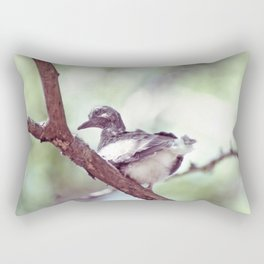 BABY DOVE Rectangular Pillow