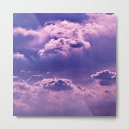Clouds 28 Metal Print