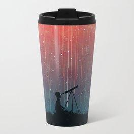 Meteor rain Travel Mug
