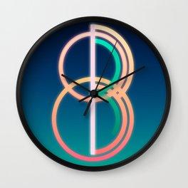 robo Wall Clock