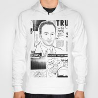 scandal Hoodies featuring Tom Ford Scandal by CLSNYC