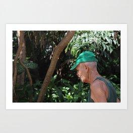 Cuba 3 Art Print