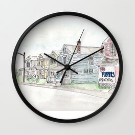 University of Dayton Student Neighborhood, Ghetto, UD Wall Clock