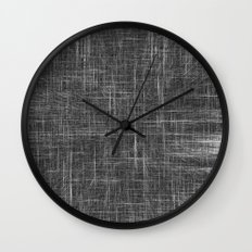 Fiber Depth Wall Clock