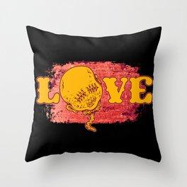 Love baby Stye Throw Pillow