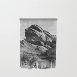 Vasquez Rocks Wall Hanging