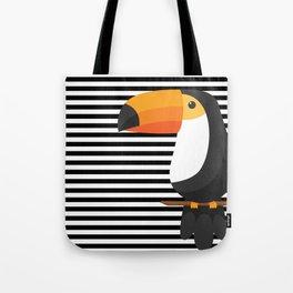 TOUCAN tropical toucans Tote Bag