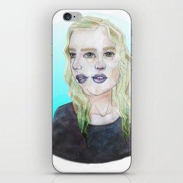 Self Discovery iPhone Skin