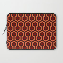 The Overlook Hotel Carpet Pattern Laptop Sleeve